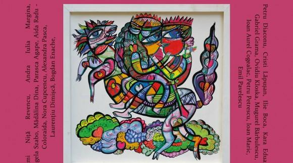 Expozitie de pictura, ceramica, bijuterii dedicata IUBIRII. VALENTINES DAY'S VS DRAGOBETE